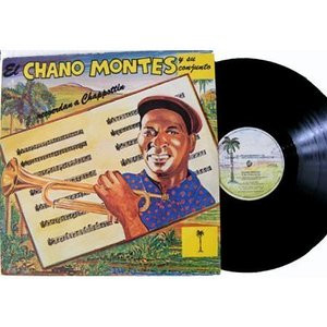CHANO MONTES Recuerdan a Chappottin GUAJIRO ML-5324 MEXICO LP NM