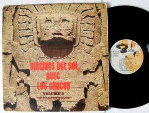 LOS CHACOS Virgenes Del Sol BARCLAY 920220 FRANCE LP