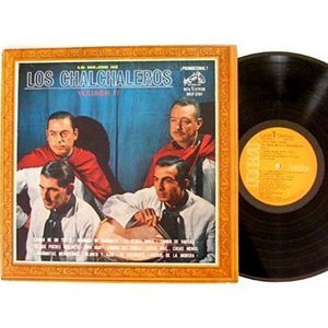 LOS CHALCHALEROS Lo Mejor De Vol.2 VICTOR AVLP-3701 ARGENTINA FOLK LP EX