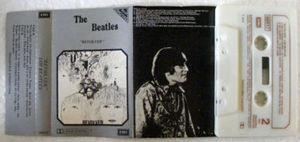 THE BEATLES Revolver ARGENTINA Cassette EMI 66917