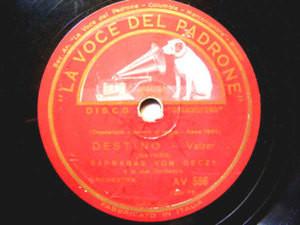 BARNABAS VON GECZY Lvdp 596 78 DESTINO / NEL CIELO