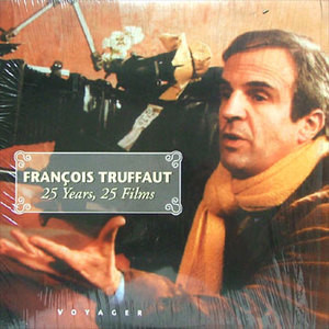FRANCOIS TRUFFAUT - 25 years 25 Films Criterion NTSC LD