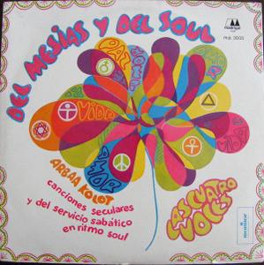 ARBAA COLOT Madrigal 3005 DEL MESIAS Y DEL SOUL LP