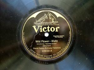 FERERA &  FRANCHINI Victor 18669 HAWAIIAN GUITARS 78rpm