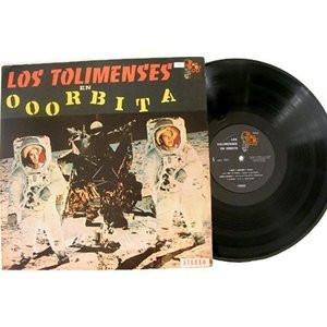 LOS TOLIMENSES En Ooorbita BAMBUCO DBS-5067 COLOMBIA HUMOR FOLK LP EX
