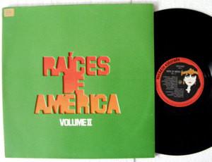 RAICES DE AMERICA VOL II ELDORADO 369 Brazil LP+INSERT+LYRICS