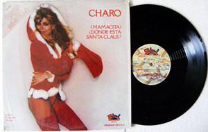 CHARO Mamacita Donde Esta Santa SALSOUL 4 Mexico LP 1979 NM/NM