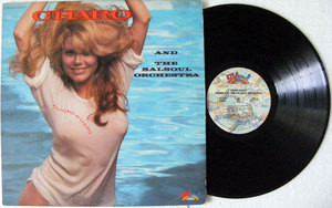 CHARO & THE SALSASOUL ORCHESTRA Cuchi Cuchi SALSOUL 5519 Usa LP 1977