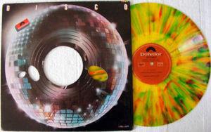 SIREN Morning Music POLYDOR Rare MEXICAN LPi COLOURED