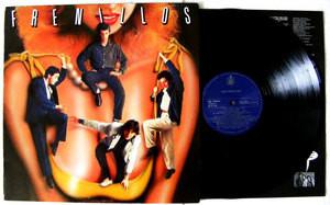 LOS FRENILLOS HispaVox 560 ESPANA LP 1987