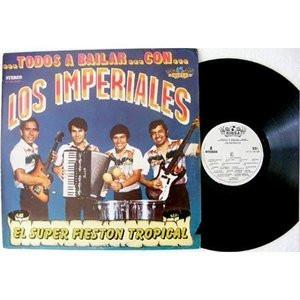 LOS IMPERIALES Super Fieston Tropical NISA 84006 PERU LP