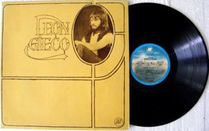 LEON GIECO 1st Album ROCK ARGENTINA LP 1973