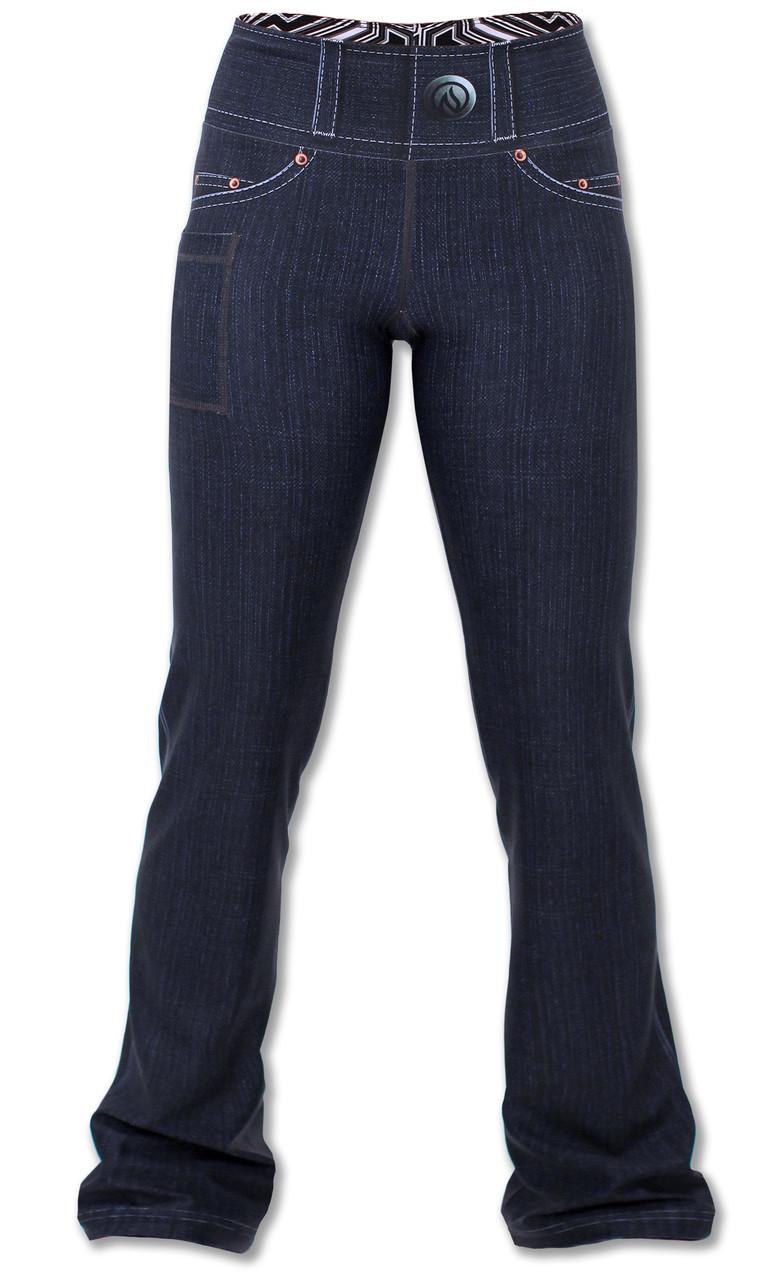 INKnBURN 210 Peformance Denim Pants Front