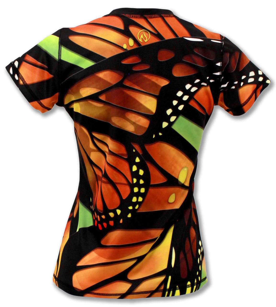 Women's Monarch Tech Shirt Back