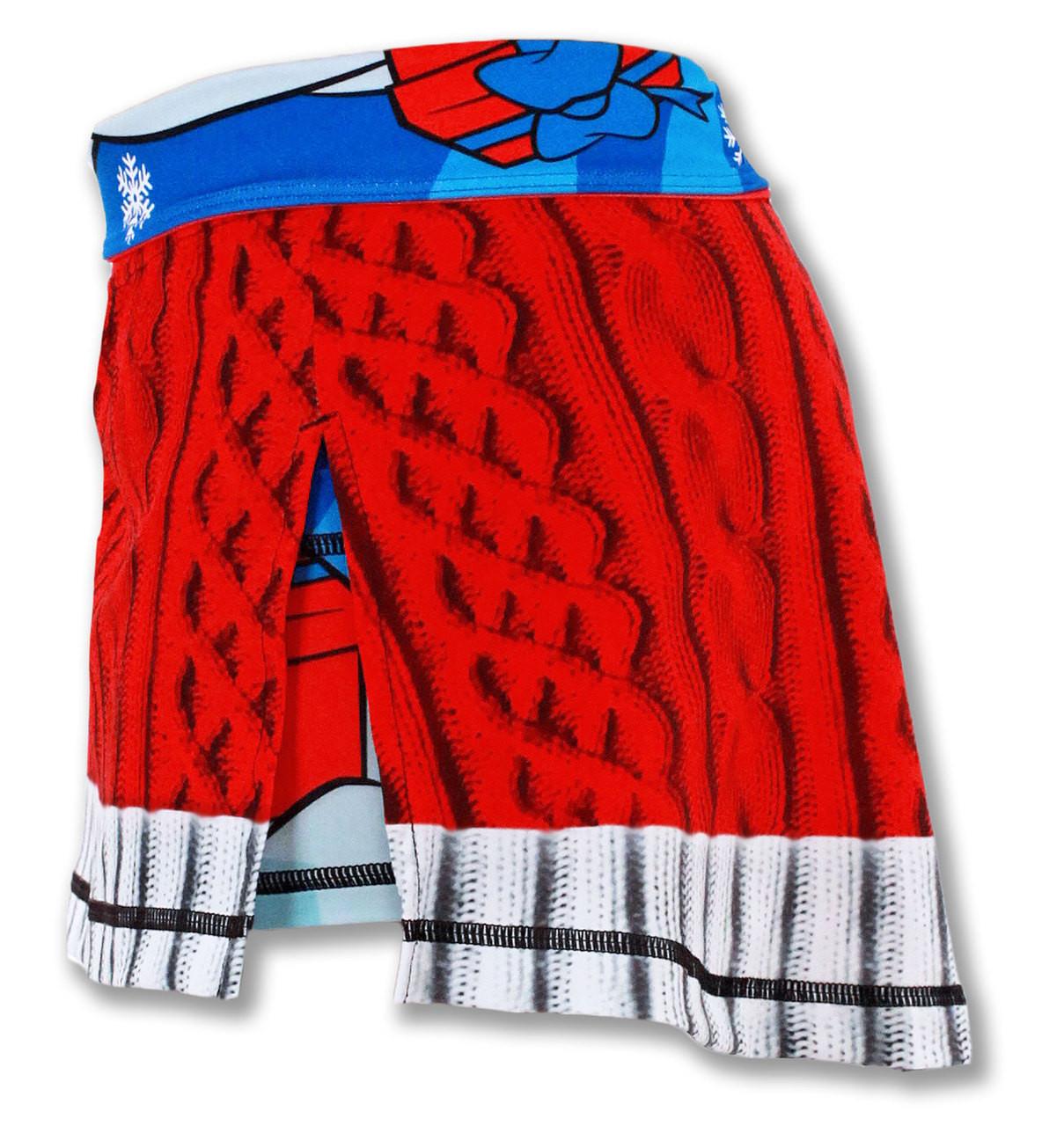 INKnBURN Women's Sport Skirt Left Side Waistband Folded Down