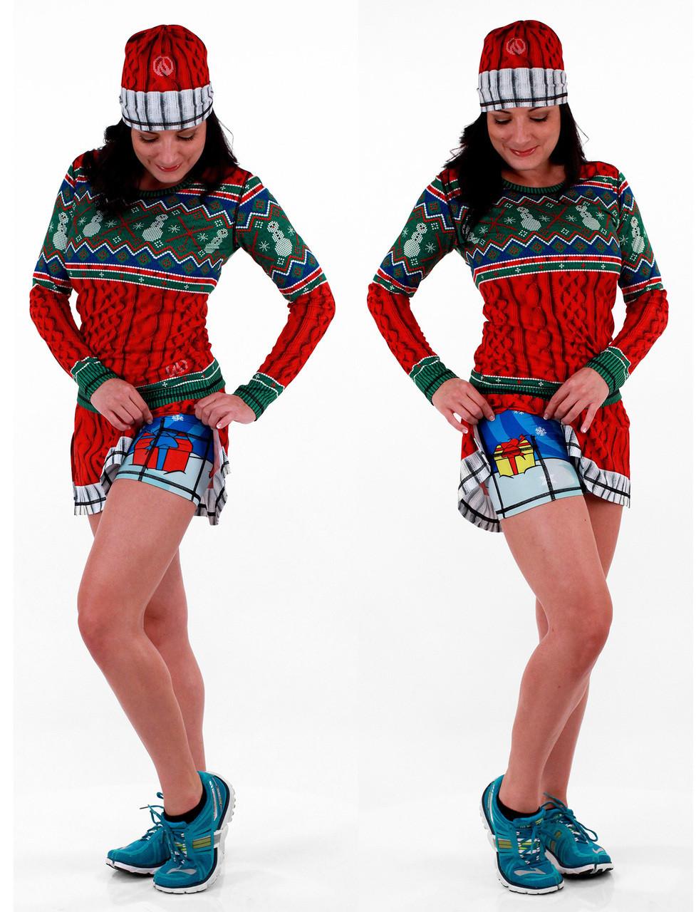 INKnBURN Holiday Kit Showing Shorts Pockets