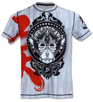 INKnBURN Men's Monkey Tech Shirt Front