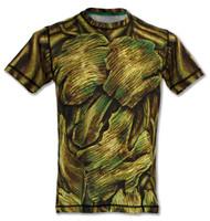 INKnBURN Men's Root Tech Shirt Front