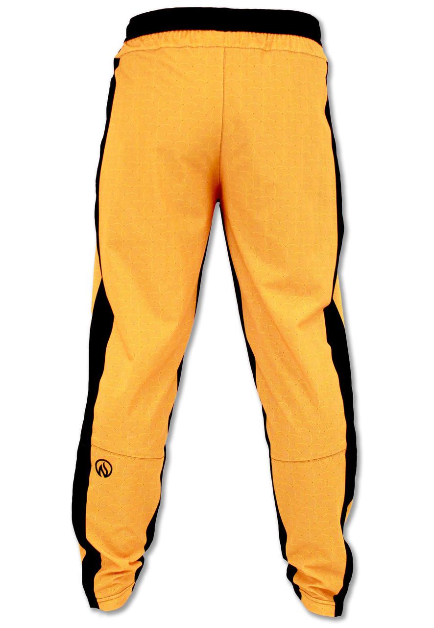 INKnBURN Men's April Fu Track Pants Back