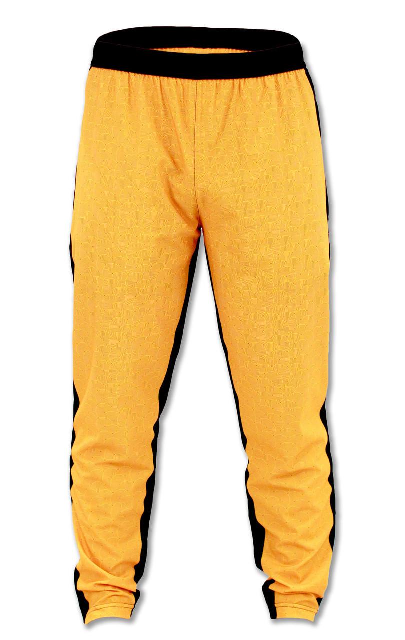 INKnBURN Men's April Fu Track Pants Front