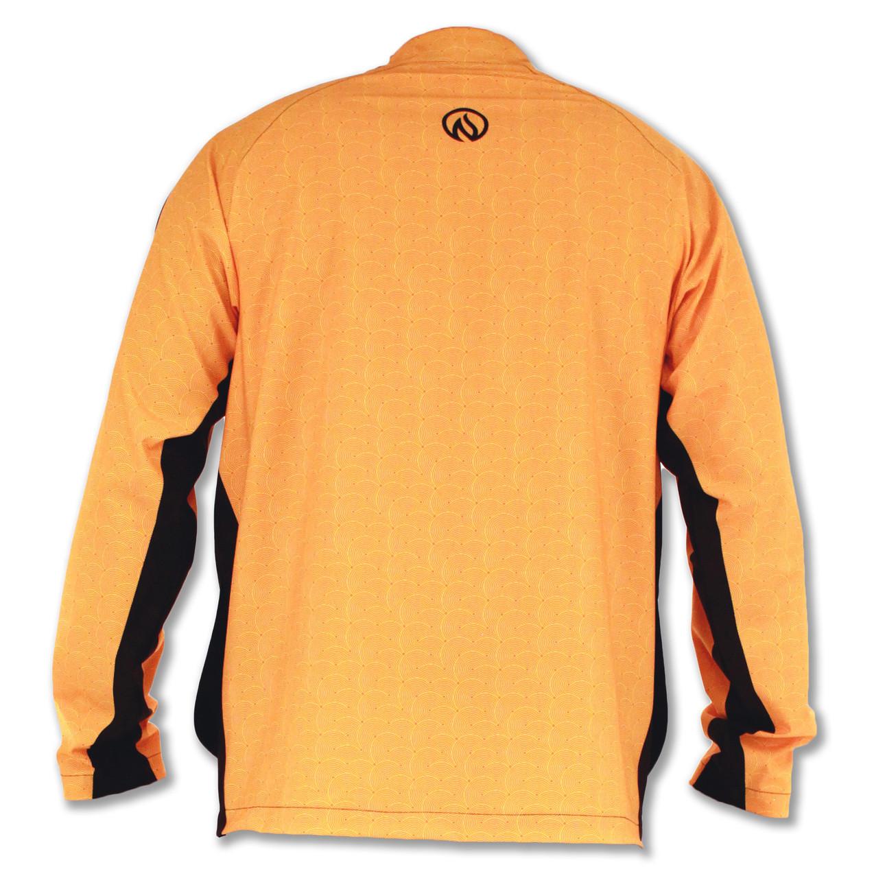 INKnBURN Men's  April Fu Track Jacket Back