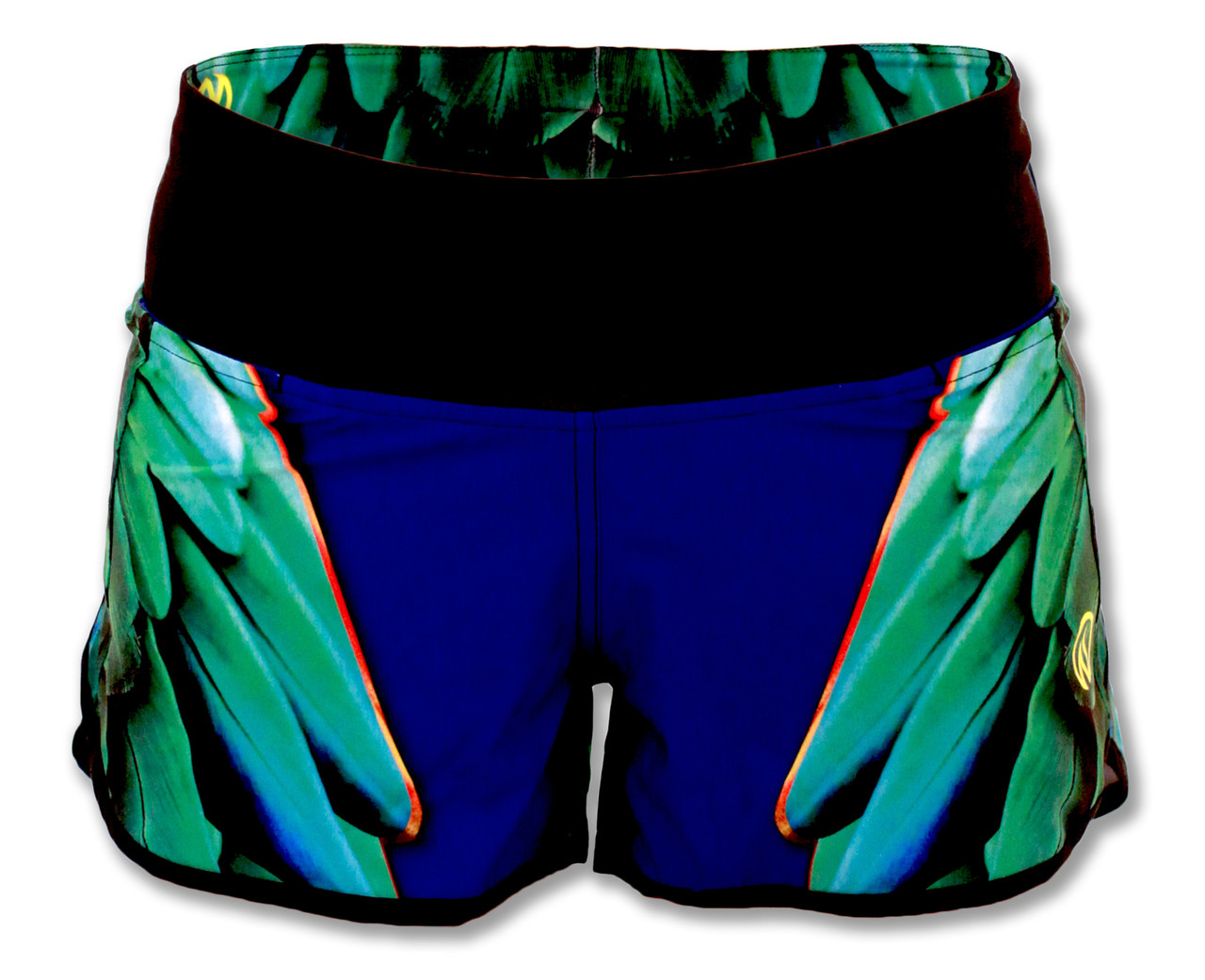 INKnBURN Wing Shorts Front Waistband Up