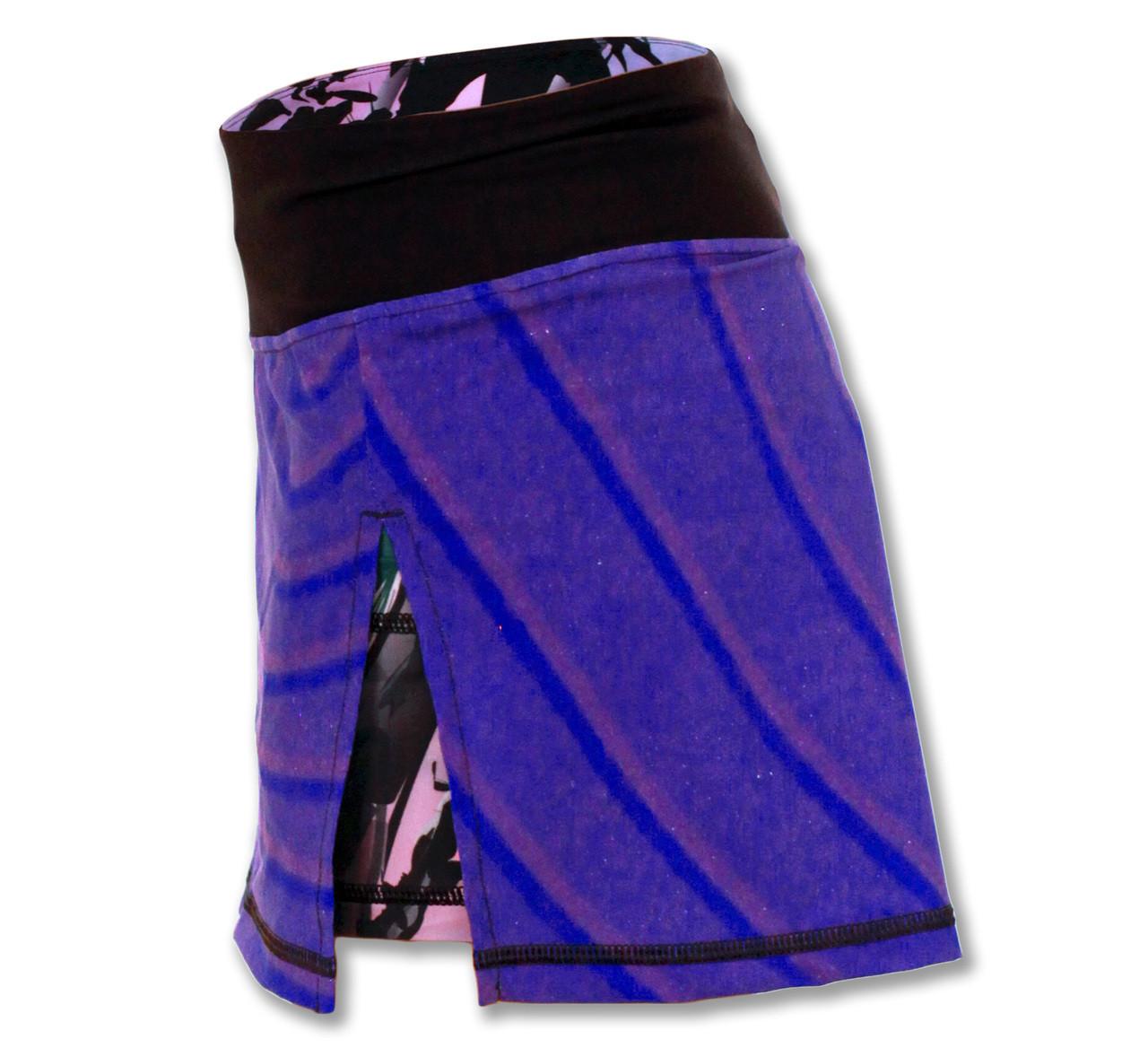 INKnBURN Women's Zen Sport Skirt Left Side Waistband Up