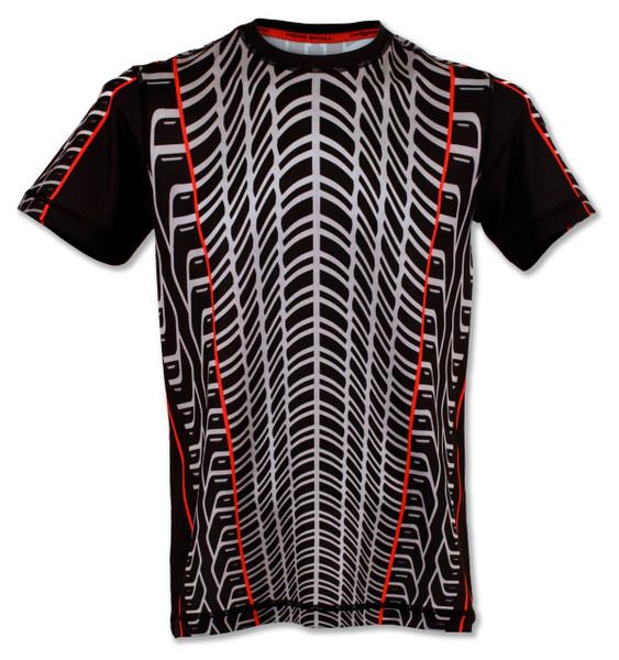 INKnBURN Men's Traction Tech Shirt Front