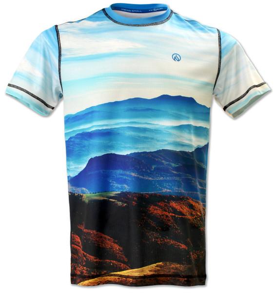 INKnBURN Men's Majestic Tech Shirt Front