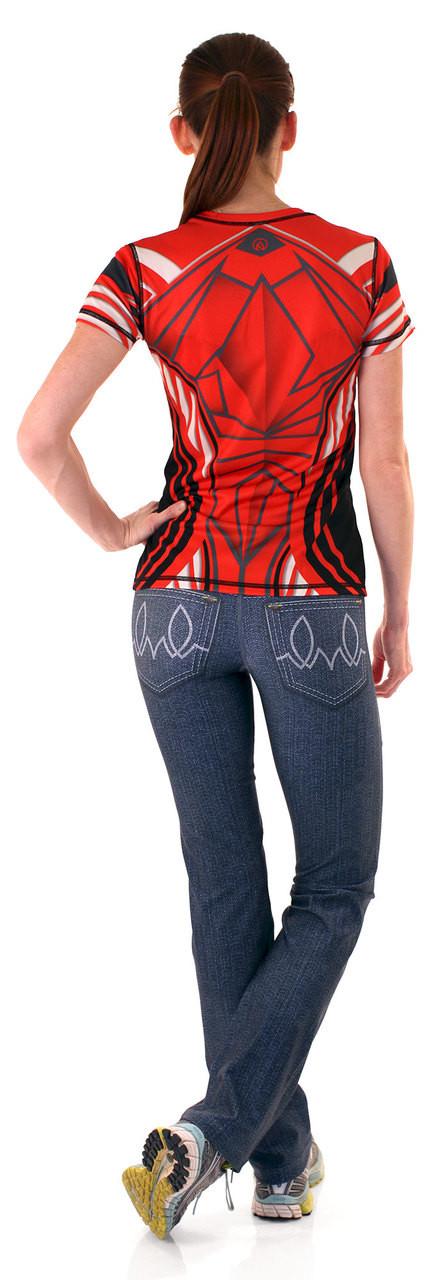 INKnBURN Crane Tech Shirt and 1124 Performance Denim Pants