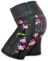 """INKnBURN Women's Mejiro 6"""" Shorts Left Side"""