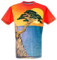 INKnBURN Men's Strength Tech Shirt Front