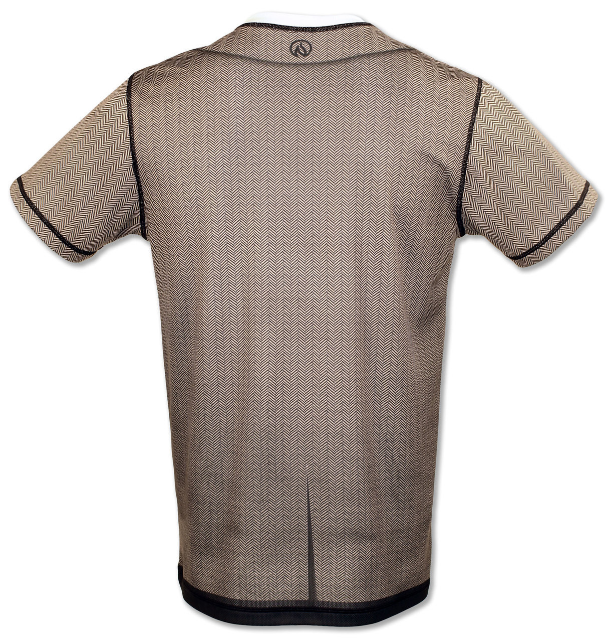 INKnBURN Men's Dapper Tech Shirt Front