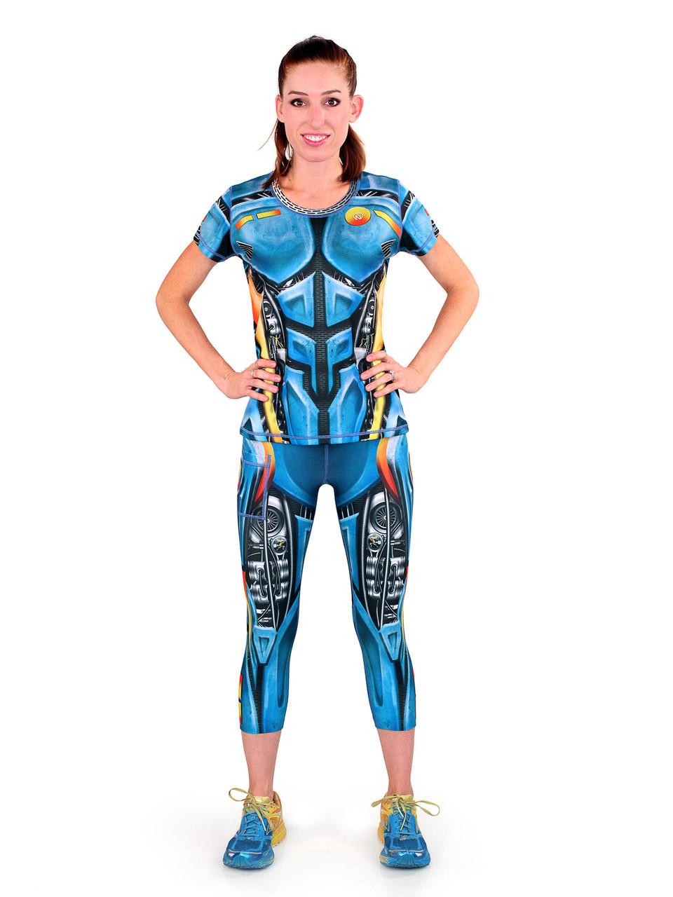 INKnBURN Women's XC Biodroid Kit