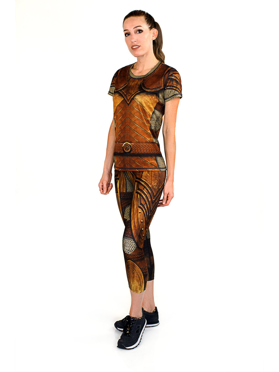 """INKnBURN Women's """"GOT Armor?"""" Kit"""