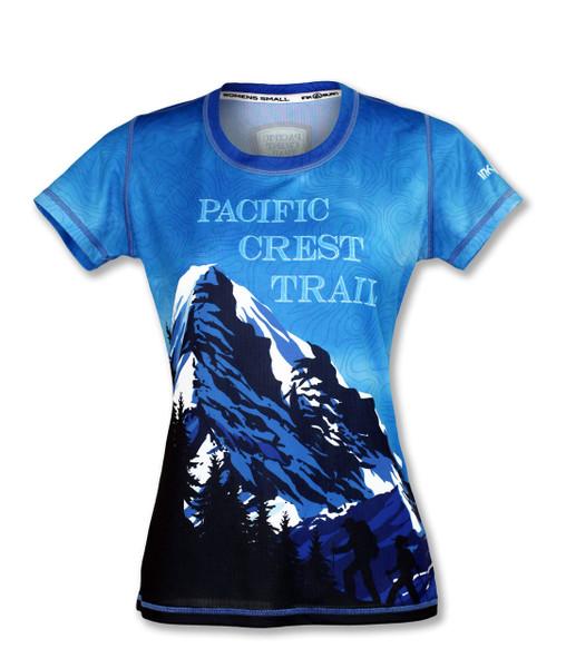 Women's Pacific Crest Trail Tech Shirt Front