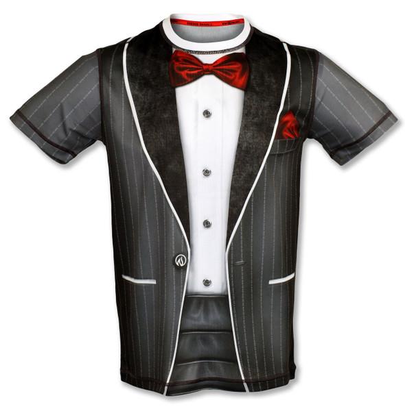 INKnBURN Men's Tux Tech Shirt Front