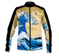 INKnBURN Men's Wave Jacket Front