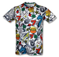 INKnBURN Men's Lucky Tech Shirt Front