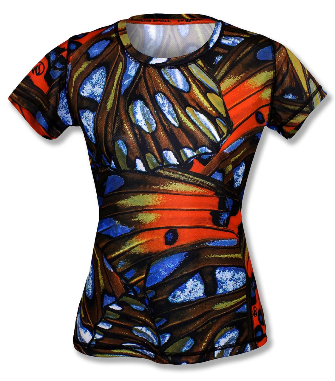 INKnBURN Butterfly Tech Shirt Front