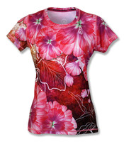 Women's Camellia Tech Shirt