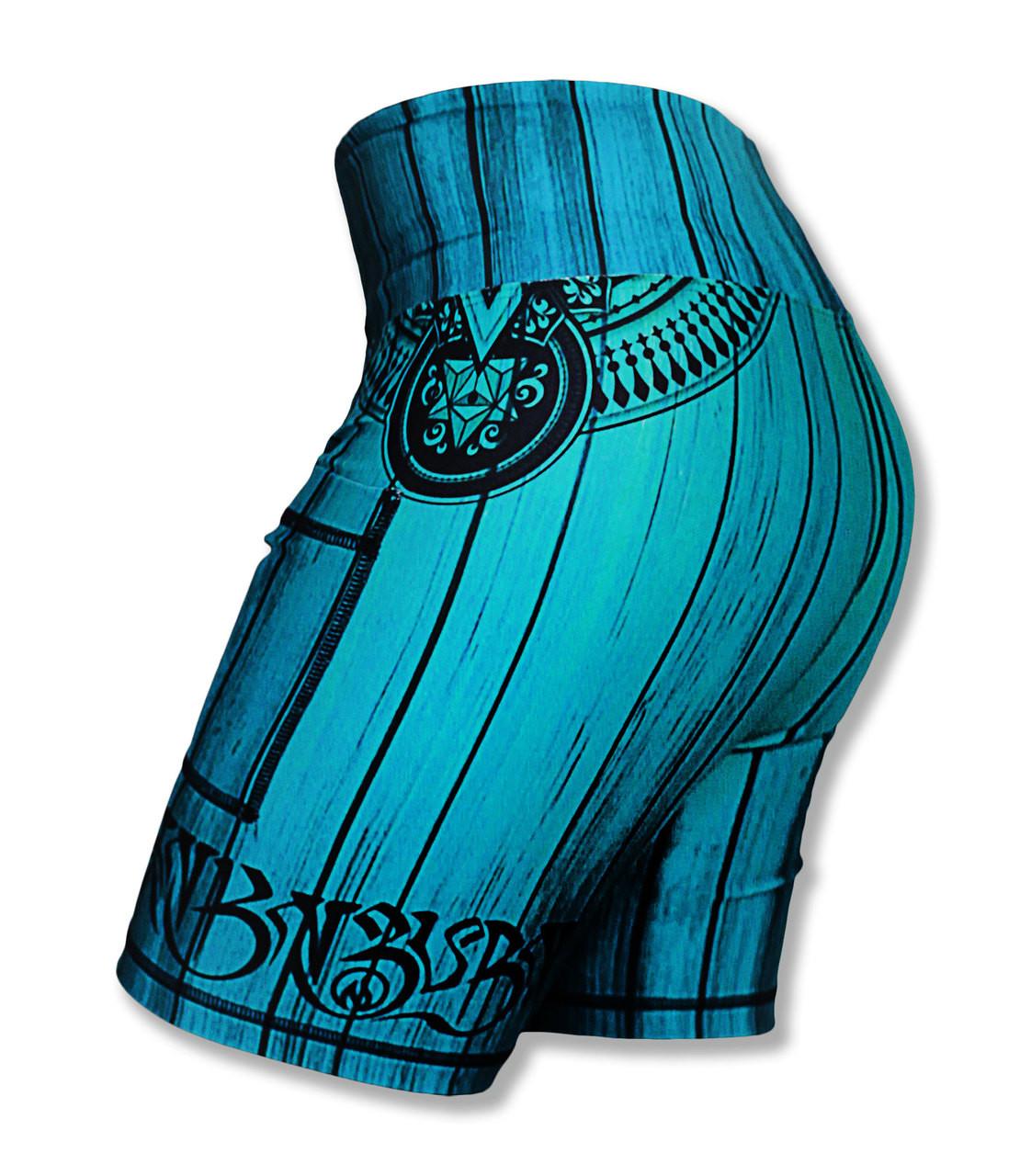 """INKnBURN Ganesha 6"""" Shorts"""
