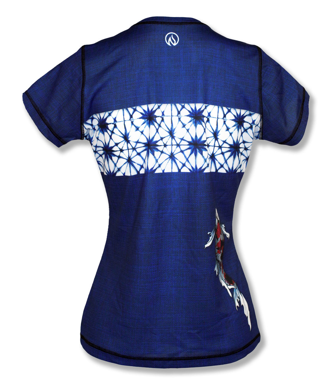 INKnBURN Women's Koi Tech Shirt