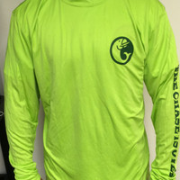 Greenfish longsleeve moisture wicking shirt