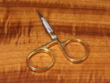 "Dr. Slick Twisted Loop Arrow Scissor- 3.5"""