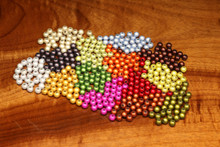 Hareline 3D Fly Tying Beads