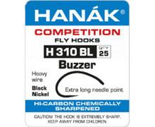 Hanak H 310 BL Buzzer Fly Tying Hook