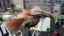 Galloup's Menage A Dungeon Articulated Streamer