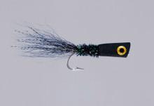 Lefty's Poppin Bug Popper- Rainy's Flies (Black)