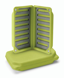 Orvis Ultralight Foam Fly Box- Citron